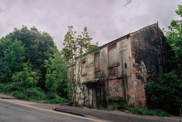 House on Buslingthorpe Lane.