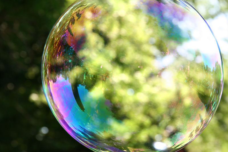 Bubble Reflection
