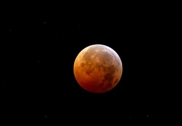 Solstice Eclipse