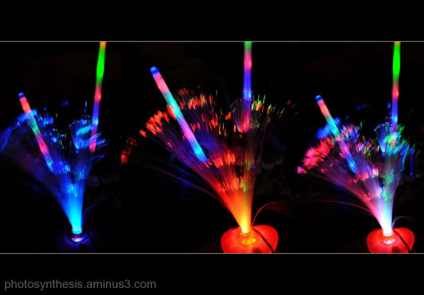 Light fountains