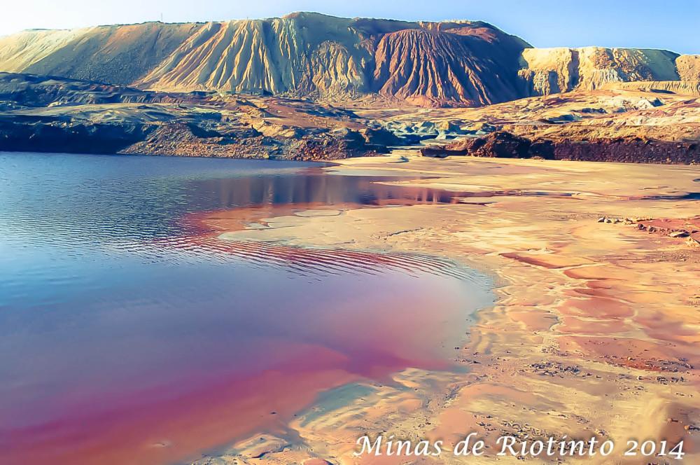 Las Minas de Ríotinto