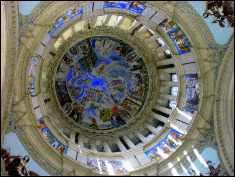 MNAC cupola