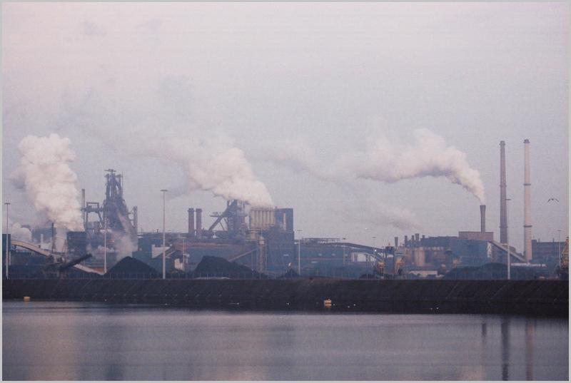 Industry in Ijmuiden