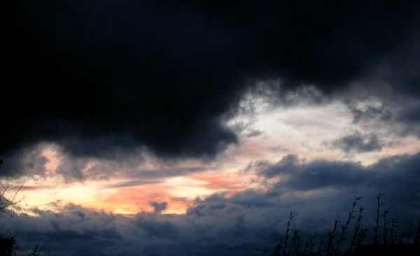 soir de tempête...