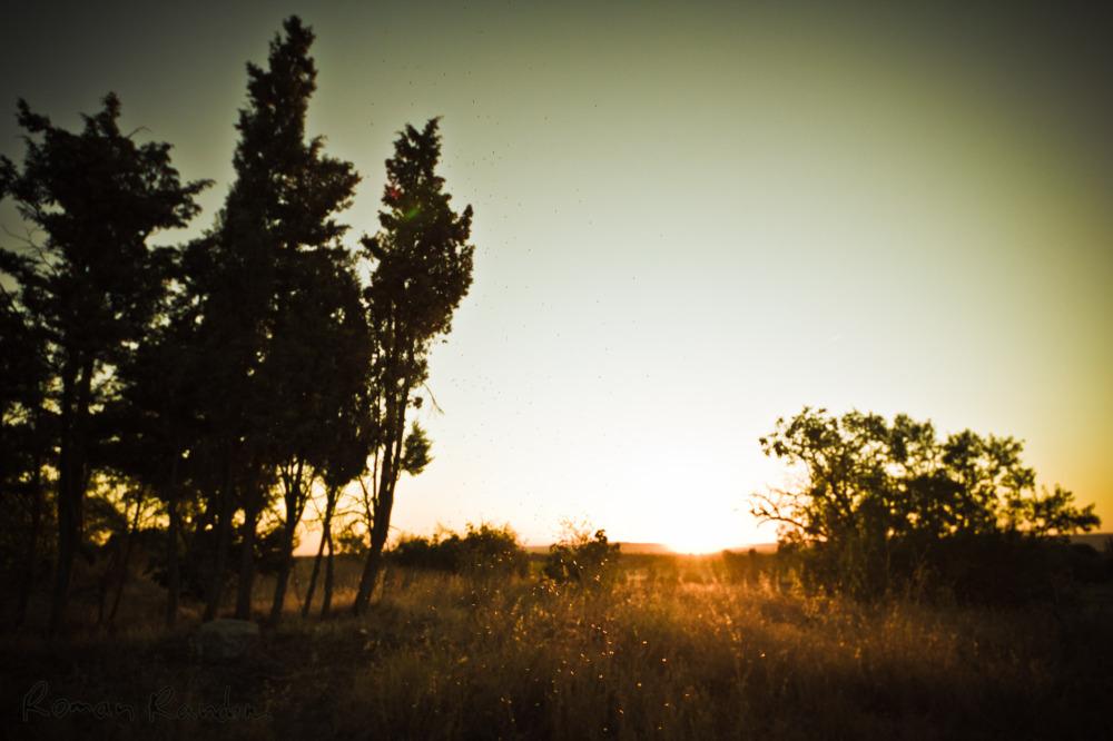 dusk in San Cristobal