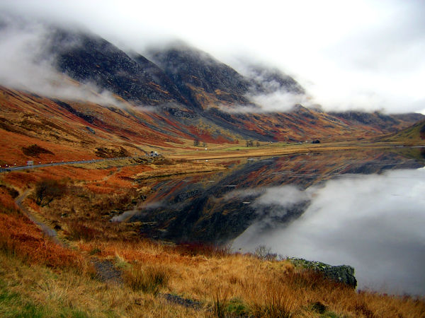 Ecosse Highlands Glen Coe