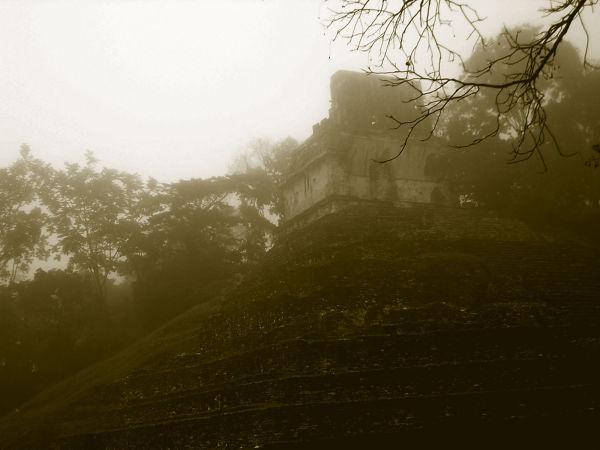 yucatan archeologie mexique Palenque