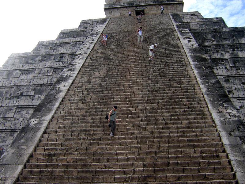Yucatan Chitzen Itza Mexique