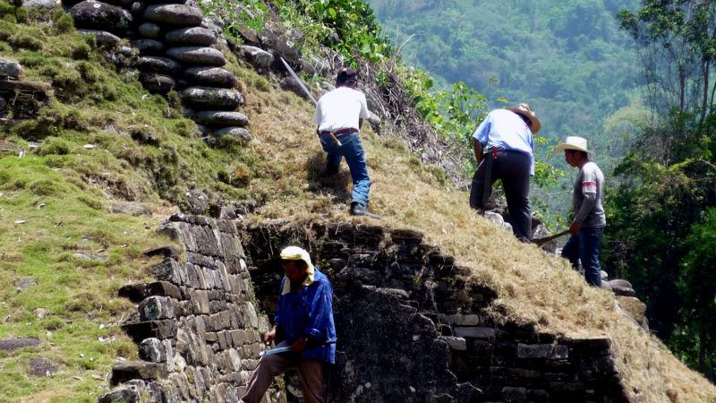 pyramide mexique