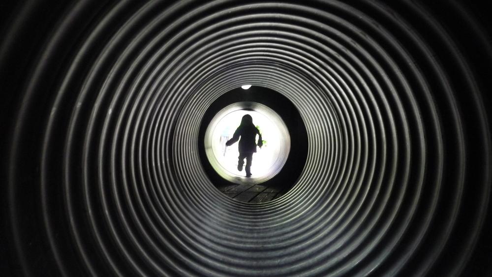 Tunnel du temps