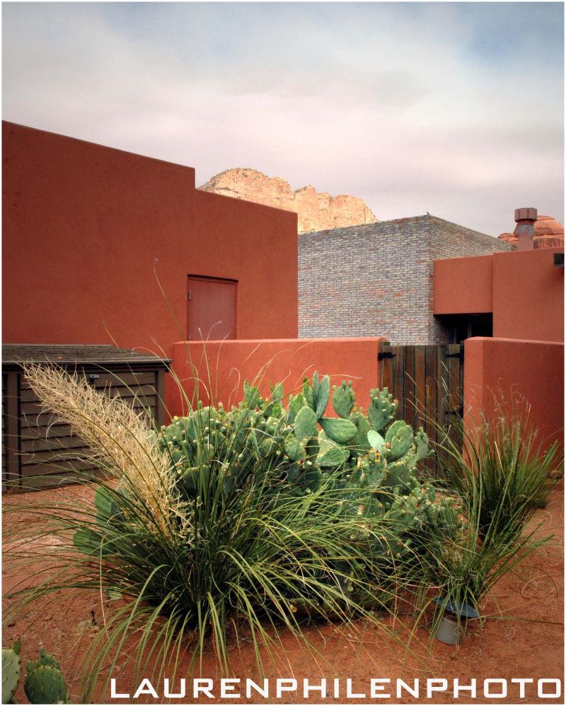 At the Enchantment Resort in Sedona, AZ