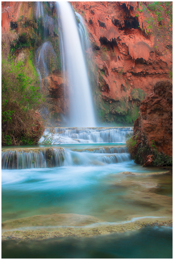 Havasu Falls, Havasupi Reservation, Arizona
