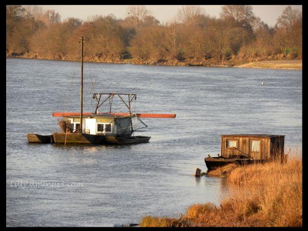 Bateaux de Loire