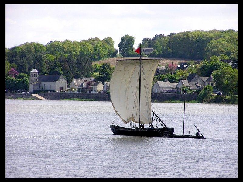 Sur la Loire...