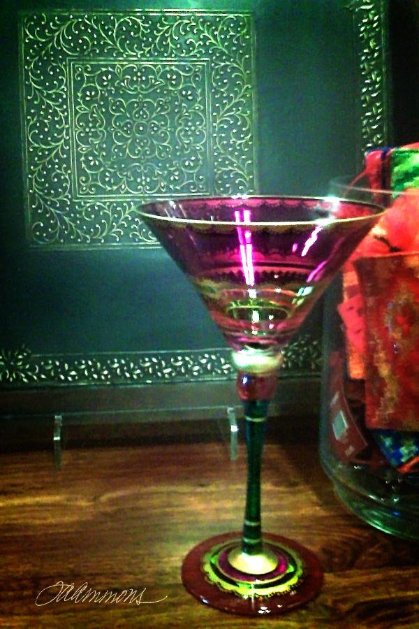 Martini Glass, quote by Jimmy Buffett
