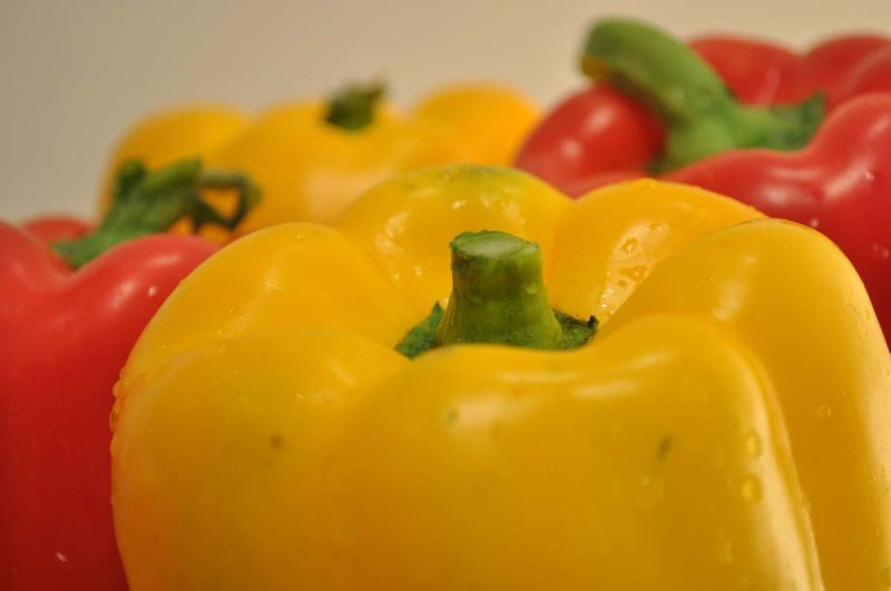bell peppers..