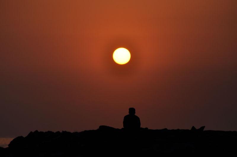 Sunrise Solitude