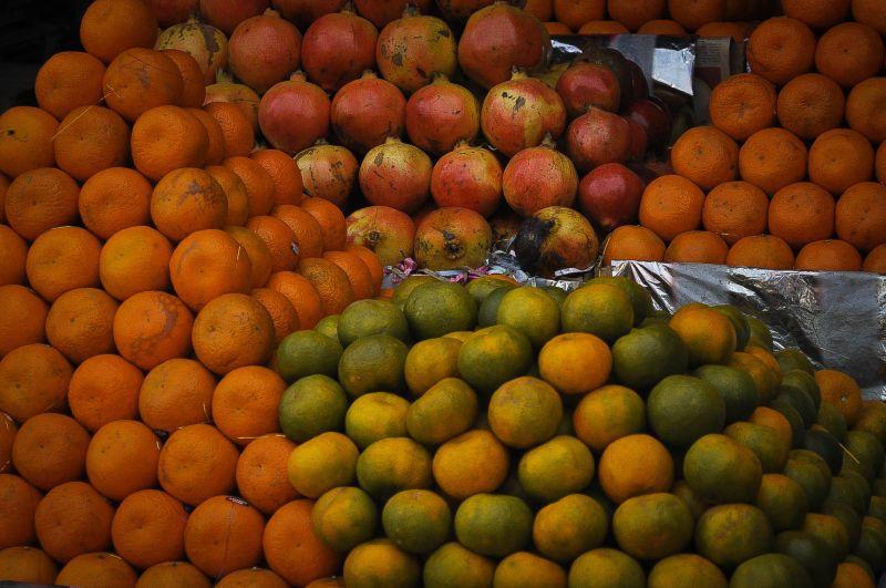 Fruit shop on kodai road
