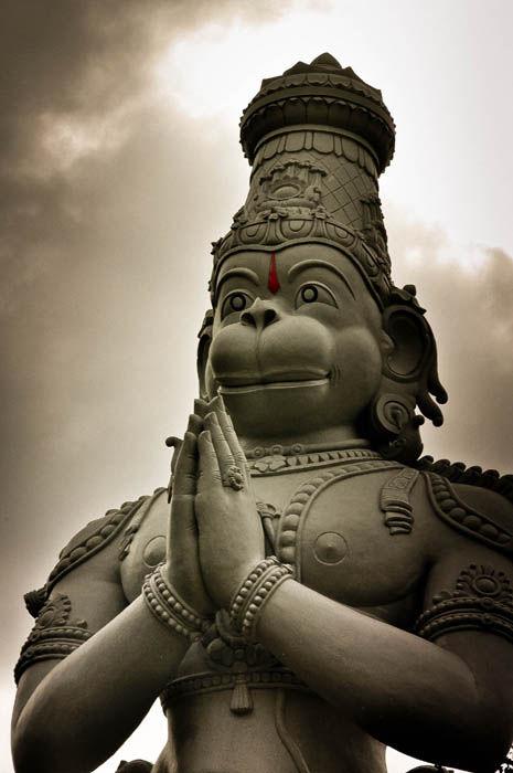 Hanuman....