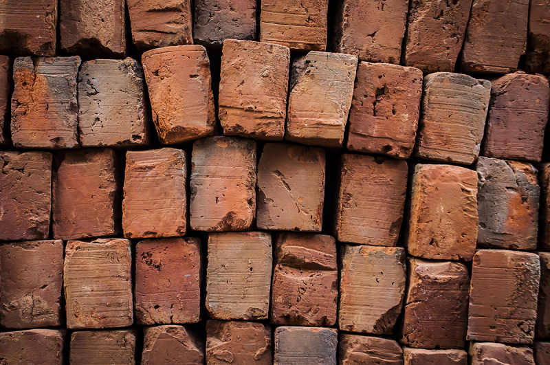 Don't be just a brick on the wall