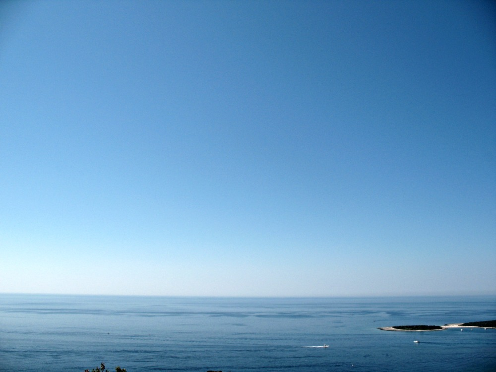Sea at Dugi otok, Croatia