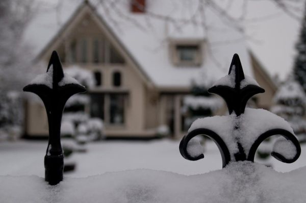 charming fence