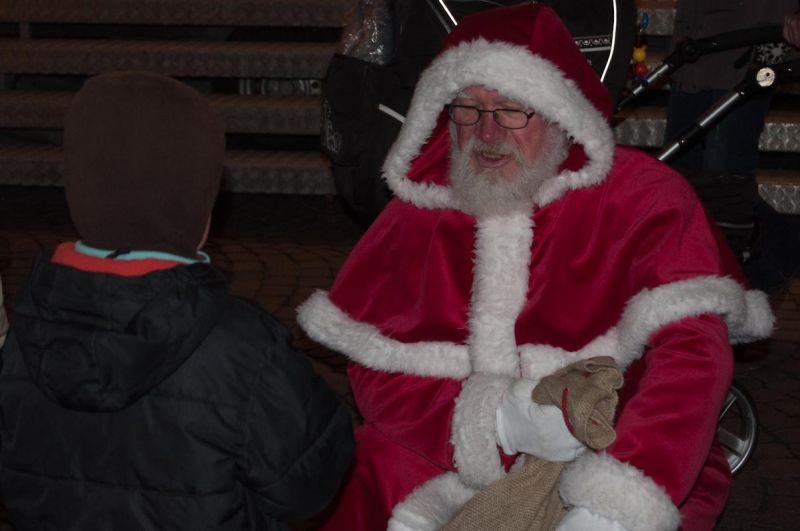 Saint Claus in Bremen