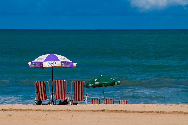 Boa Viagem Beach, Recife, PE Brasil