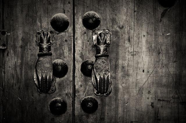 Another door in Marrakech Medina