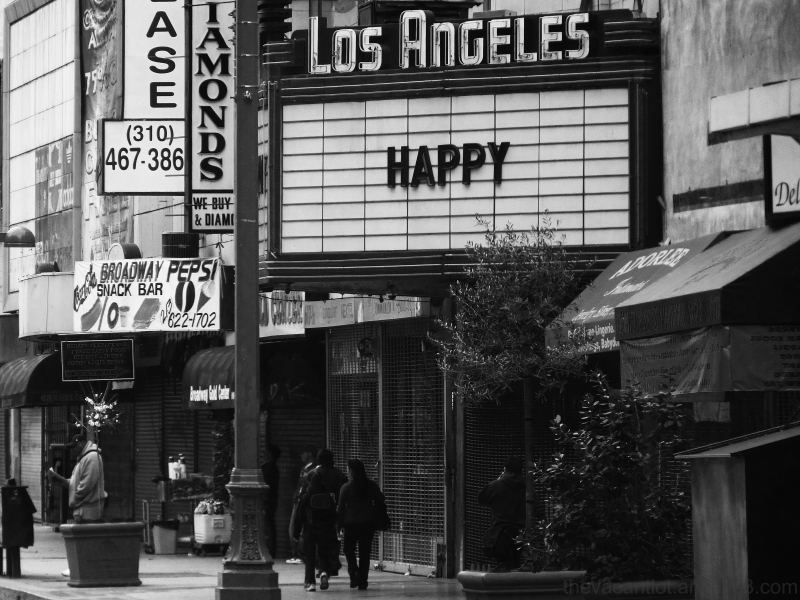 Los Angeles is Happy