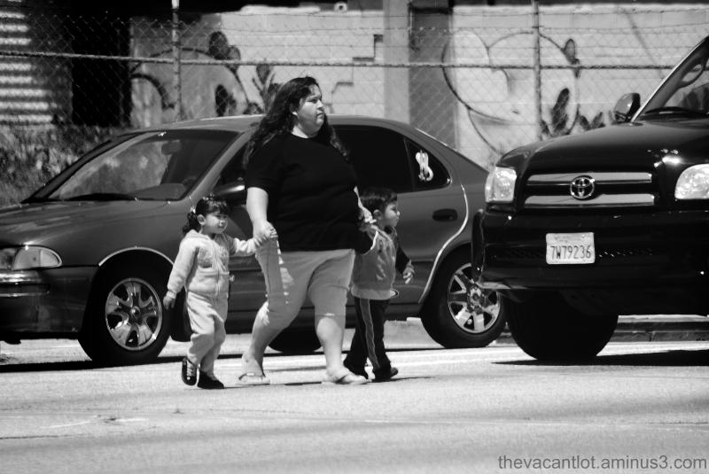 Mom and Traffic