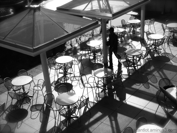 Chairs and Shadows