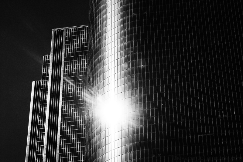 Skyscraper Sunlight