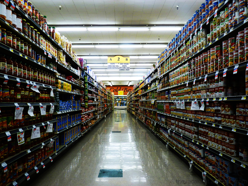 Vanishing Point In Aisle 2
