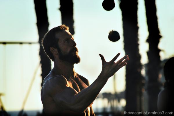 Muscle Juggle