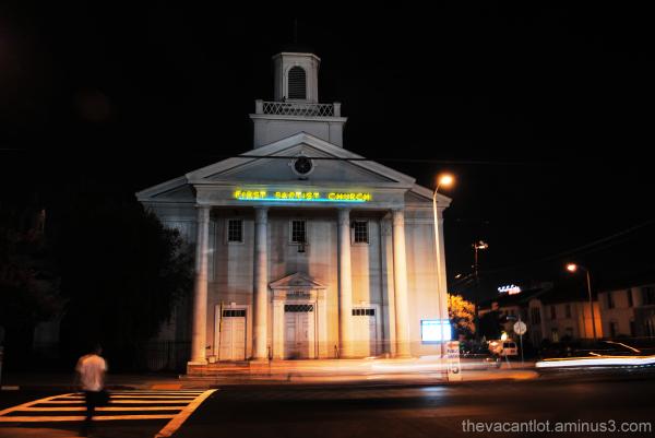 First Baptist Neon