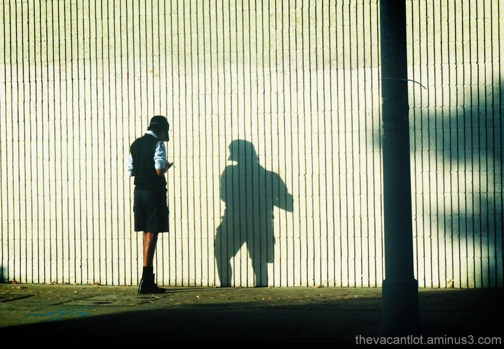 Shadow Texting