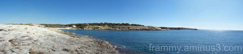 un panorama plage st croix