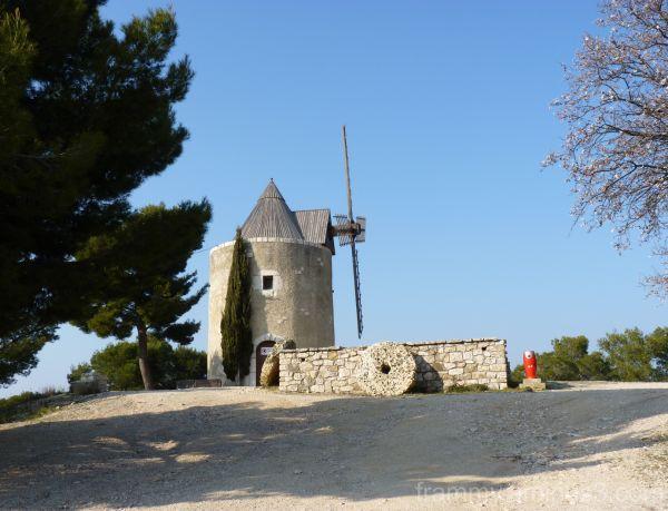 Moulin de Ventabren 07/09