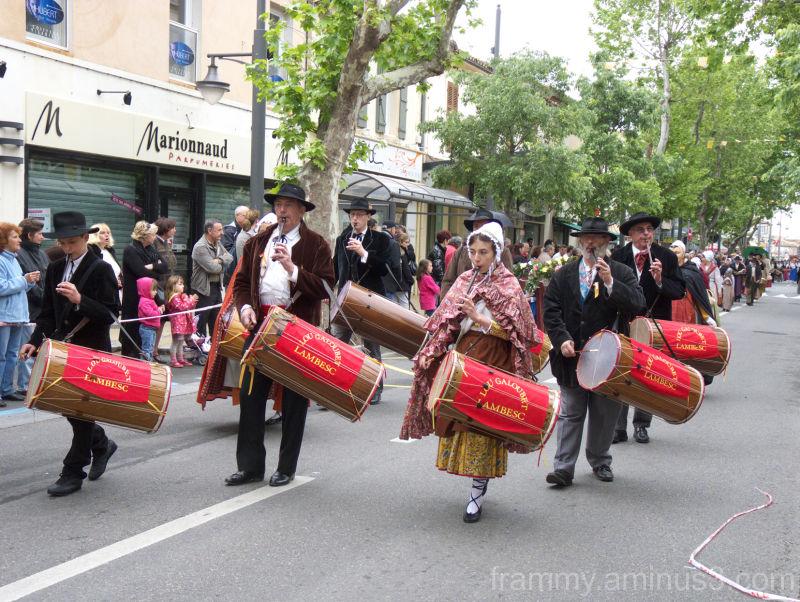 défilé provençal 2