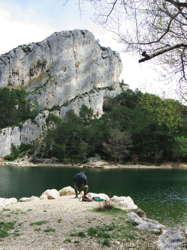 barrage Peirou à saint Remy de Provence 03