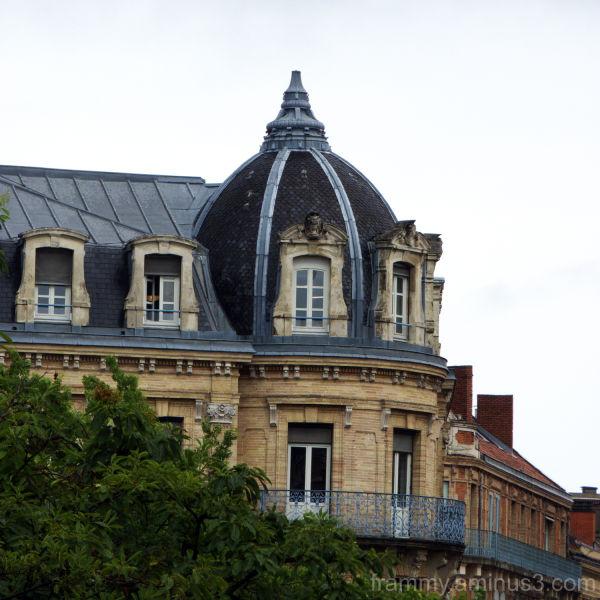immeuble à Toulouse