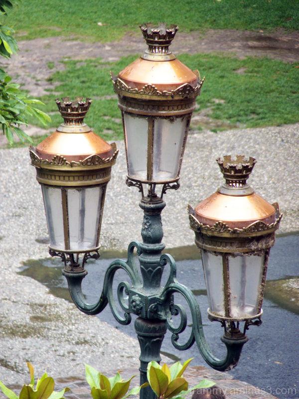 lampadaire de Toulouse