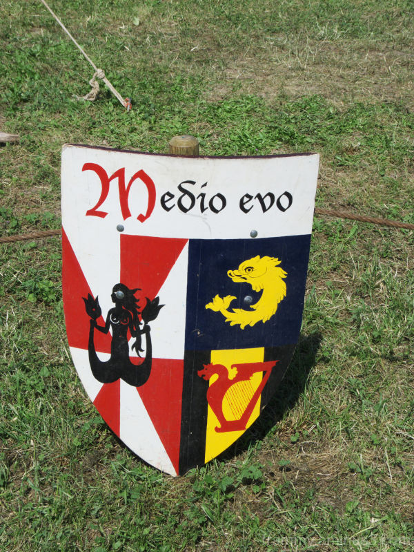 fête medievale à Martigues