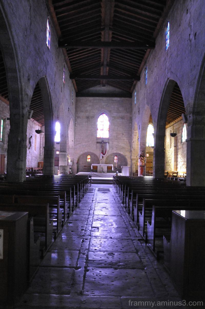 église Aigues mortes