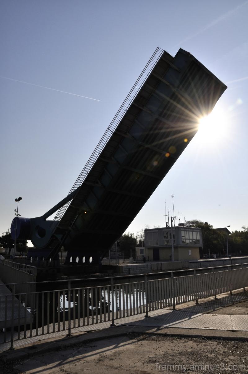 Pont Port Saint Louis