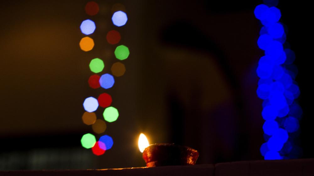Diwali Bokeh