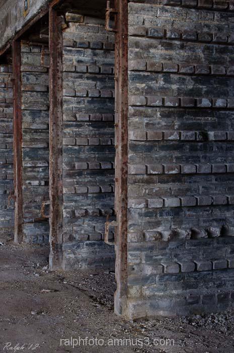 urbex, beton, Fabriek, nikon,