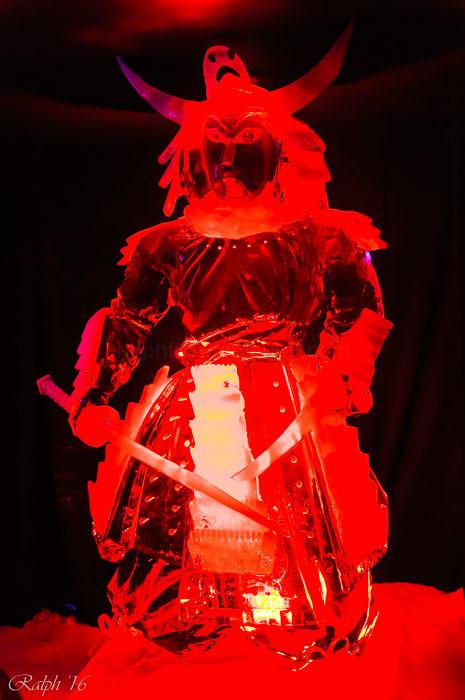 Samurai of ice