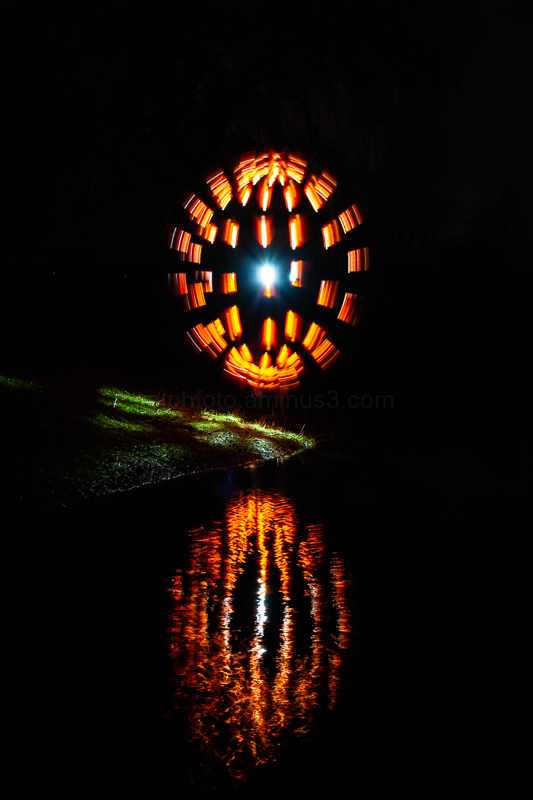 Reflection (lightpainting)